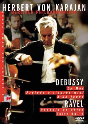 Debussy: La Mer / Prelude a L'Apres- Mid: Herbert Von Karajan Online DVD Rental