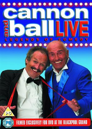 Cannon and Ball Online DVD Rental