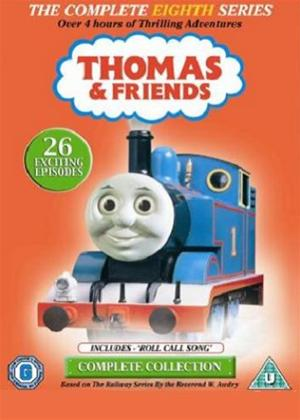 Rent Thomas the Tank Engine and Friends: Series 8 Online DVD Rental
