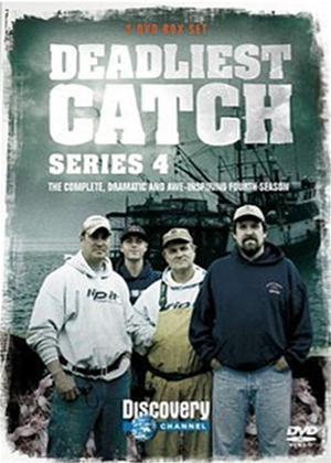 Deadliest Catch: Series 4 Online DVD Rental