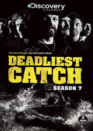 Deadliest Catch: Series 7 Online DVD Rental