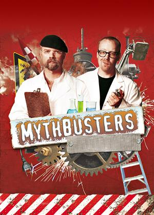 MythBusters Online DVD Rental