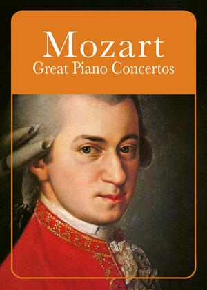 Mozart Great Piano Concertos Online DVD Rental
