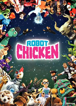 Robot Chicken Online DVD Rental