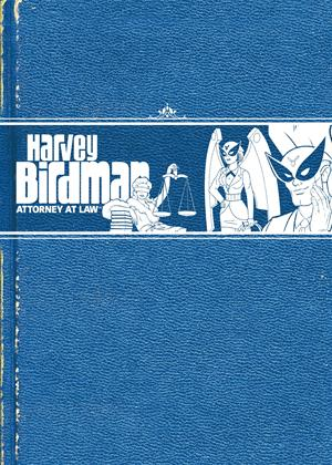 Harvey Birdman, Attorney at Law Online DVD Rental