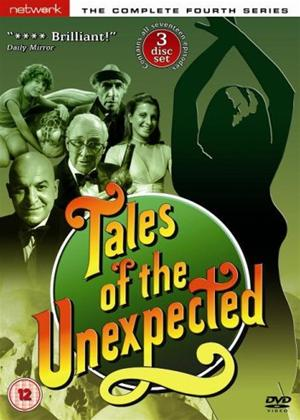 Tales of the Unexpected: Series 4 Online DVD Rental