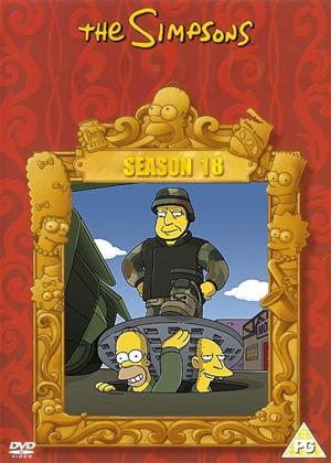The Simpsons: Series 18 Online DVD Rental