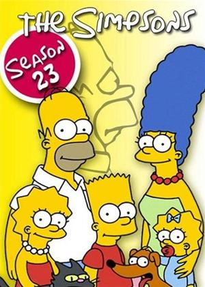 The Simpsons: Series 23 Online DVD Rental