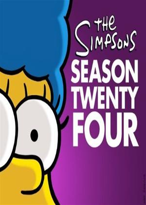 The Simpsons: Series 24 Online DVD Rental