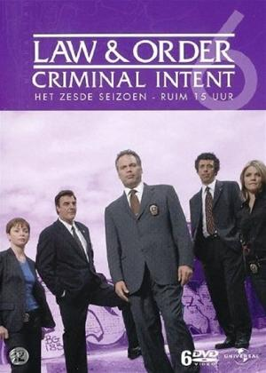 Law and Order: Criminal Intent: Series 6 Online DVD Rental