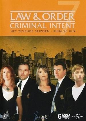 Law and Order: Criminal Intent: Series 7 Online DVD Rental