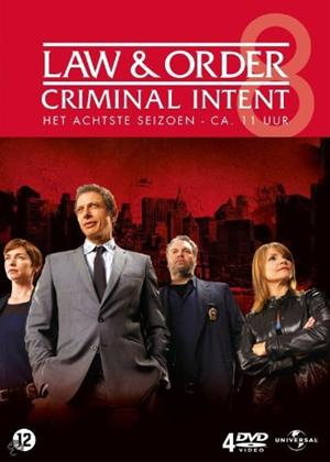 Law and Order: Criminal Intent: Series 8 Online DVD Rental