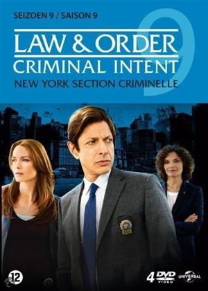 Law and Order: Criminal Intent: Series 9 Online DVD Rental