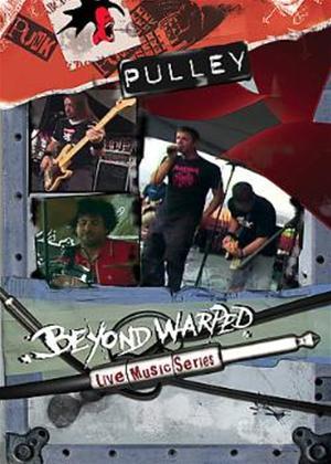 Rent Pulley: Beyond Warped: Live Music Series Online DVD Rental