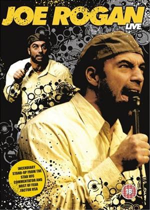 Rent Joe Rogan: Live Online DVD Rental