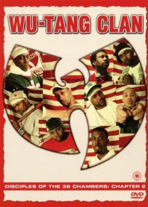 Wu Tang Clan: Disciples of the 36 Chambers: Chapter 2 Online DVD Rental