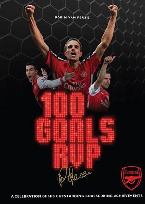 Rent Arsenal FC: Robin Van Persie: 100 Goals Online DVD Rental