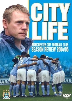 Rent Manchester City: Series 2004/05 Online DVD Rental