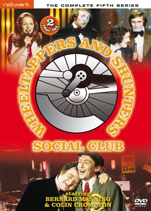 Rent The Wheeltappers and Shunters Social Club: Series 5 Online DVD Rental