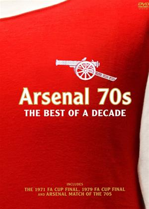 Arsenal FC: 70s: The Best of a Decade Online DVD Rental