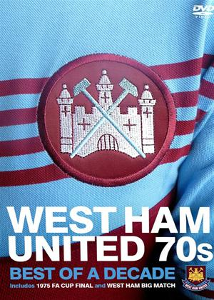 Rent West Ham United: 70s: The Best of a Decade Online DVD Rental