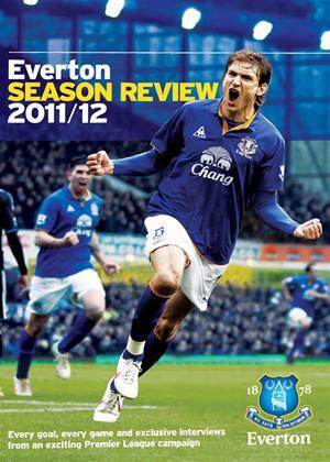 Everton FC: End of Season Review 2011/2012 Online DVD Rental