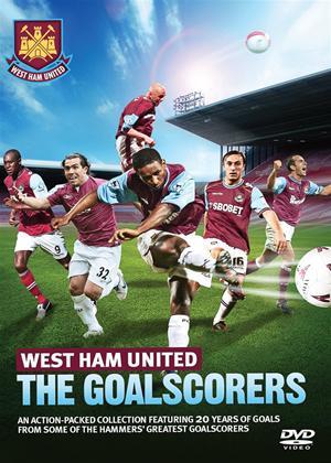 West Ham United: Goals Online DVD Rental