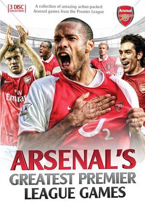 Rent Arsenal FC: Greatest Premier League Games Online DVD Rental