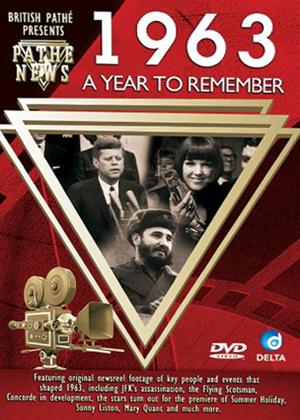 Rent A Year to Remember: 1963 Online DVD Rental