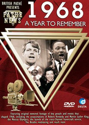 Rent A Year to Remember: 1968 Online DVD Rental