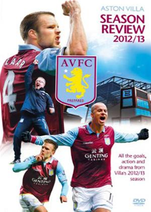Rent Aston Villa FC: End of Season Review 2012/2013 Online DVD Rental