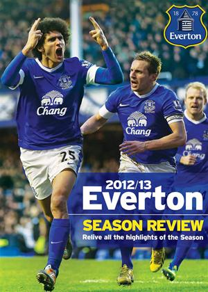 Rent Everton FC: End of Season Review 2012/2013 Online DVD Rental
