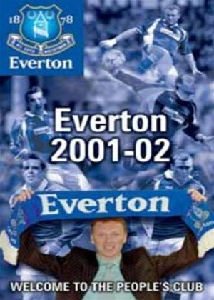 Rent Everton FC: End of Season Review 2001-2002 Online DVD Rental