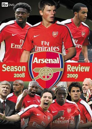 Arsenal FC: Season Review Online DVD Rental