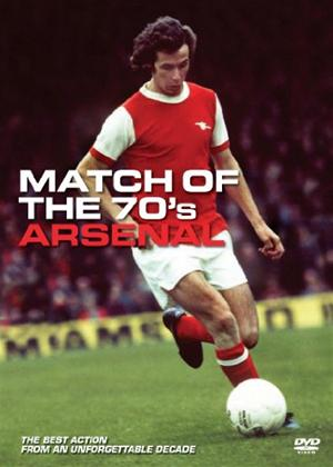 Rent Arsenal FC: The Big Match Online DVD Rental