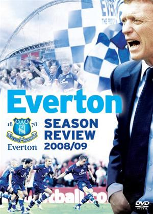 Everton FC: Season Review 2008-2009 Online DVD Rental