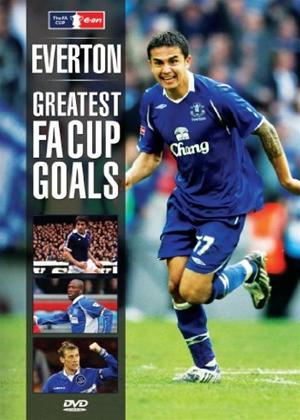Rent Everton FC: Greatest FA Cup Goals Online DVD Rental