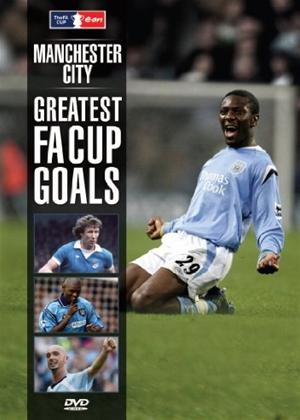 Manchester City: Greatest FA Cup Goals Online DVD Rental