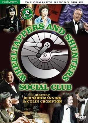 The Wheeltappers and Shunters Social Club: Series 2 Online DVD Rental