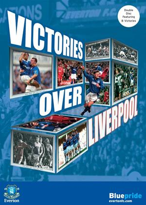 Rent Everton FC Victories Over Liverpool Online DVD Rental
