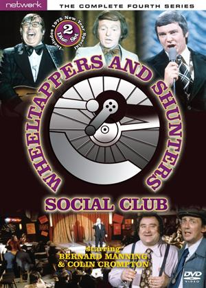 The Wheeltappers and Shunters Social Club: Series 4 Online DVD Rental