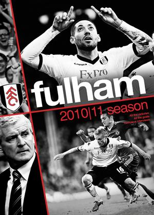 Rent Fulham FC: End of Season Review 2010/2011 Online DVD Rental