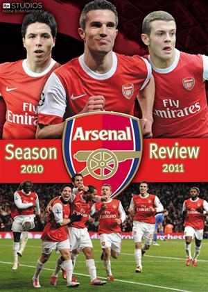 Arsenal FC: End of Season Review 2010/2011 Online DVD Rental