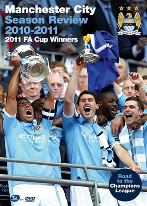 Rent Manchester City: Season Review 2010/2011 Online DVD Rental