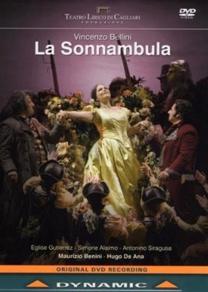 La Sonnambula: Teatro Lirico Di Cagliari (Benini) Online DVD Rental