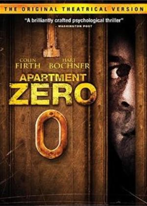 Apartment Zero Online DVD Rental