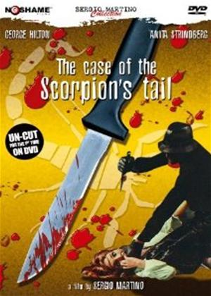 The Case of the Scorpion's Tail Online DVD Rental