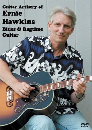 Rent Guitar Artistry of Ernie Hawkins Online DVD Rental