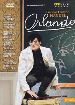Rent Orlando: Zurich Opera House Online DVD Rental