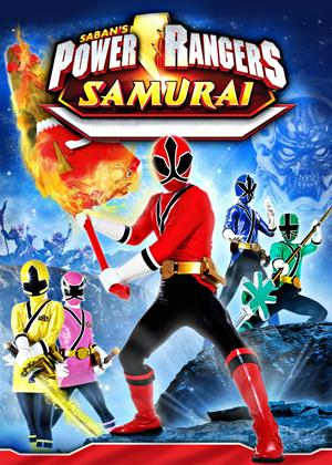 Power Rangers Samurai Online DVD Rental